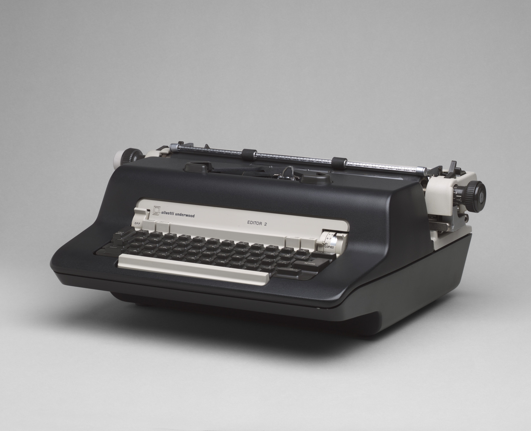 George Nelson. Editor 2 Electric Typewriter. 1968