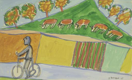 Jean Dubuffet | MoMA