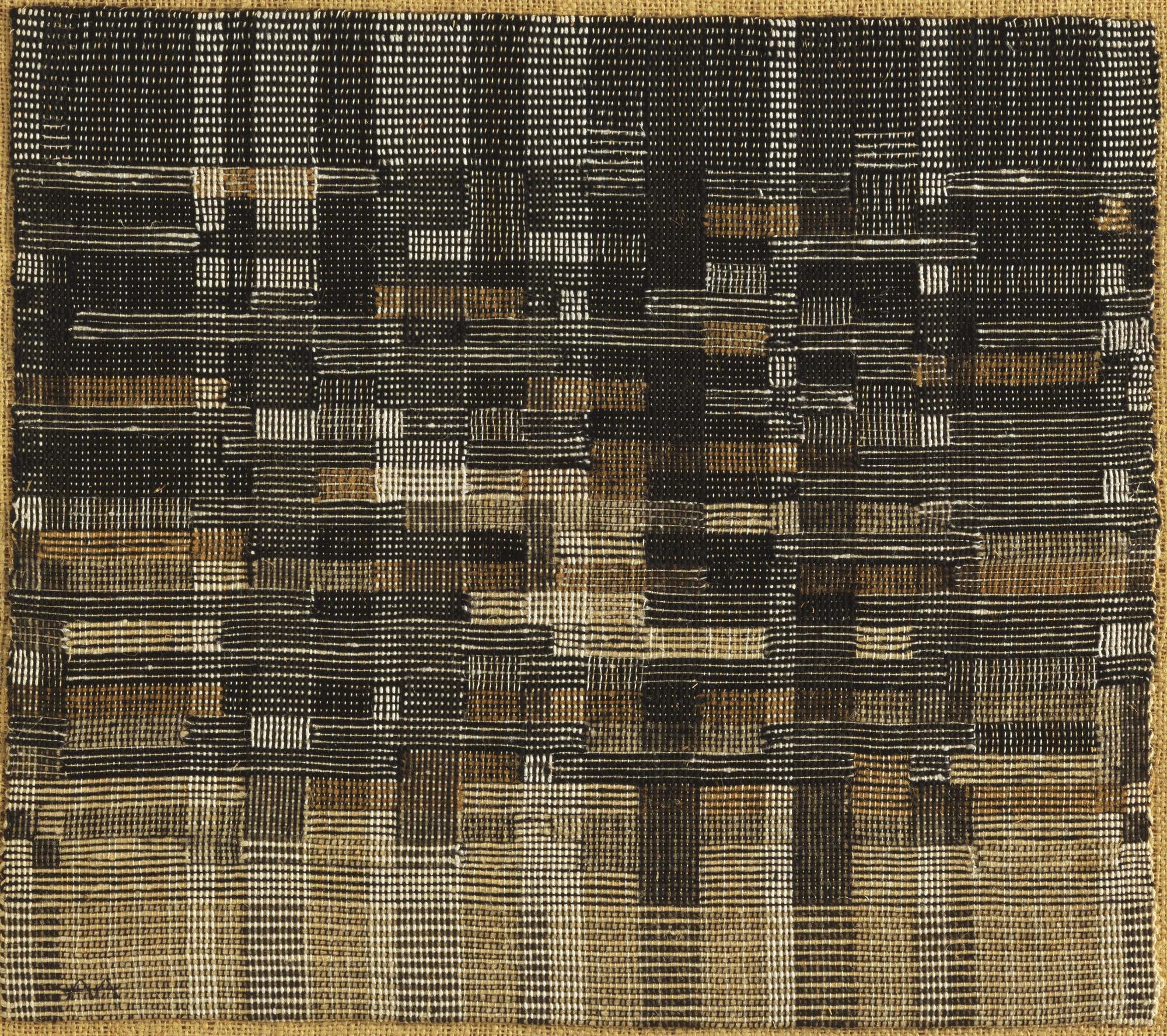 Anni Albers. Tapestry. 1948