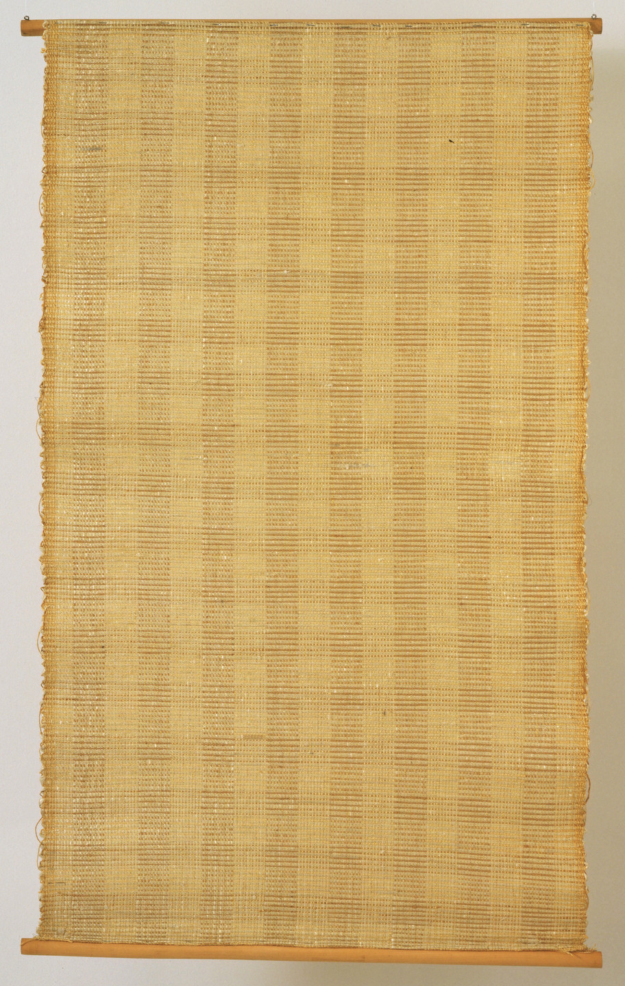 Anni Albers. Free-Hanging Room Divider. c. 1949
