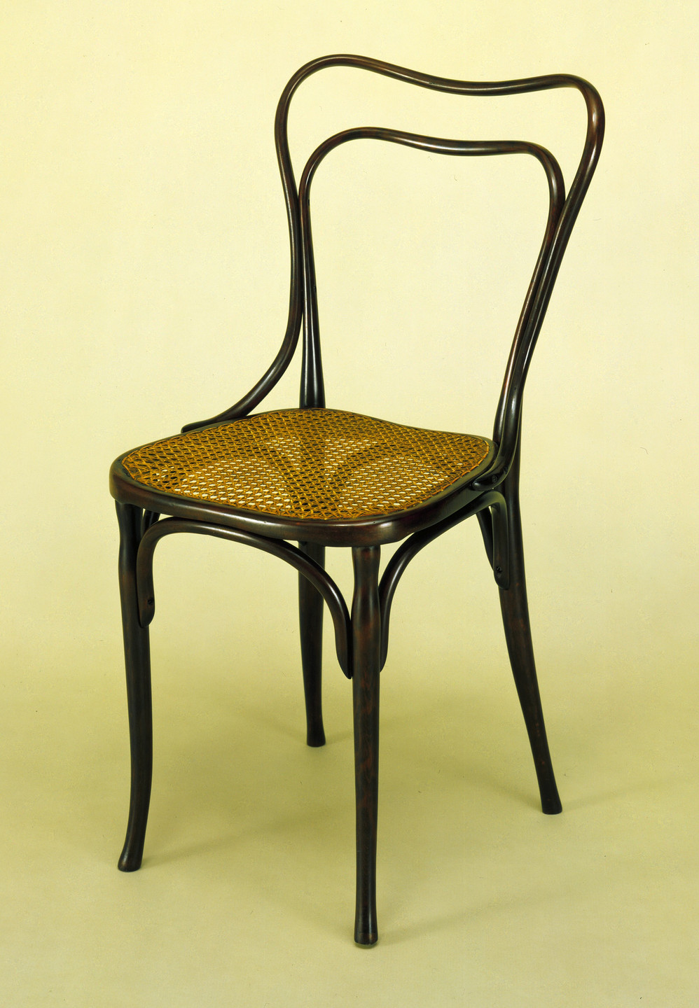 Adolph Loos, J. & J. Kohn, Vienna. Side Chair. c. 1898