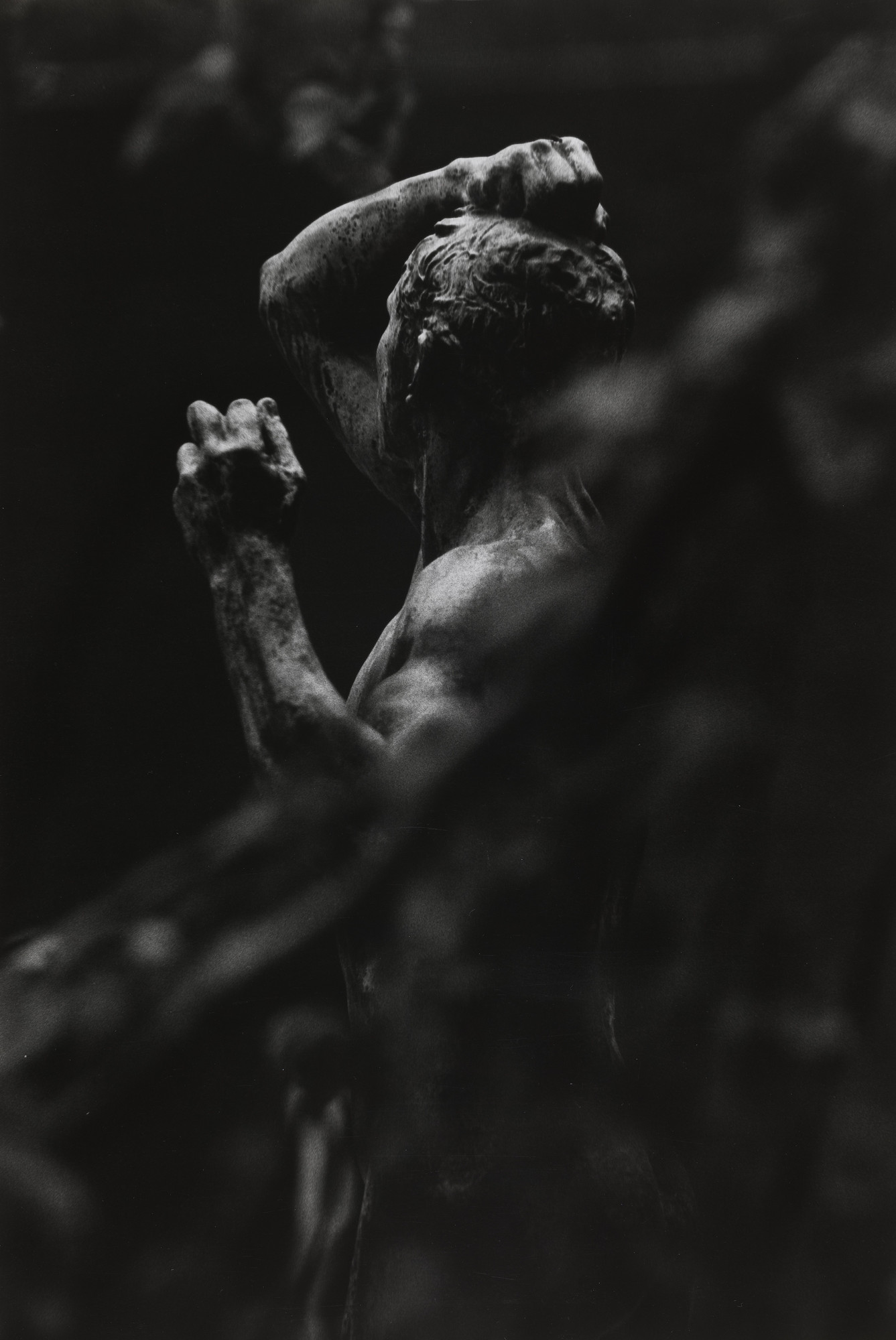 Erich Hartmann. The Age of Bronze. 1963