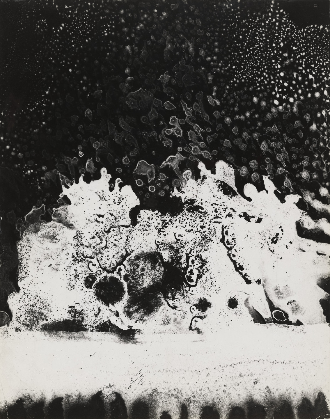 György Kepes. Abstraction--Surface Tension #2. c. 1940