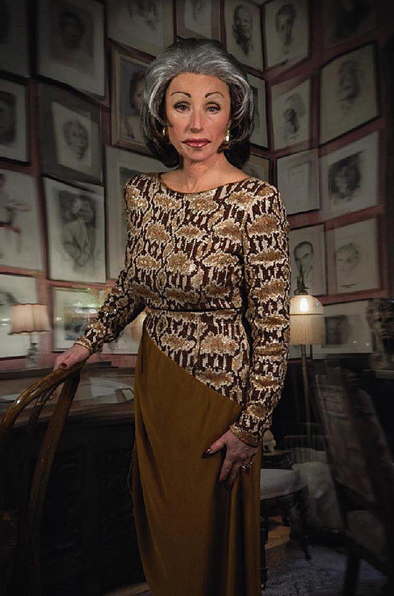 Cindy Sherman. Untitled #474. 2008