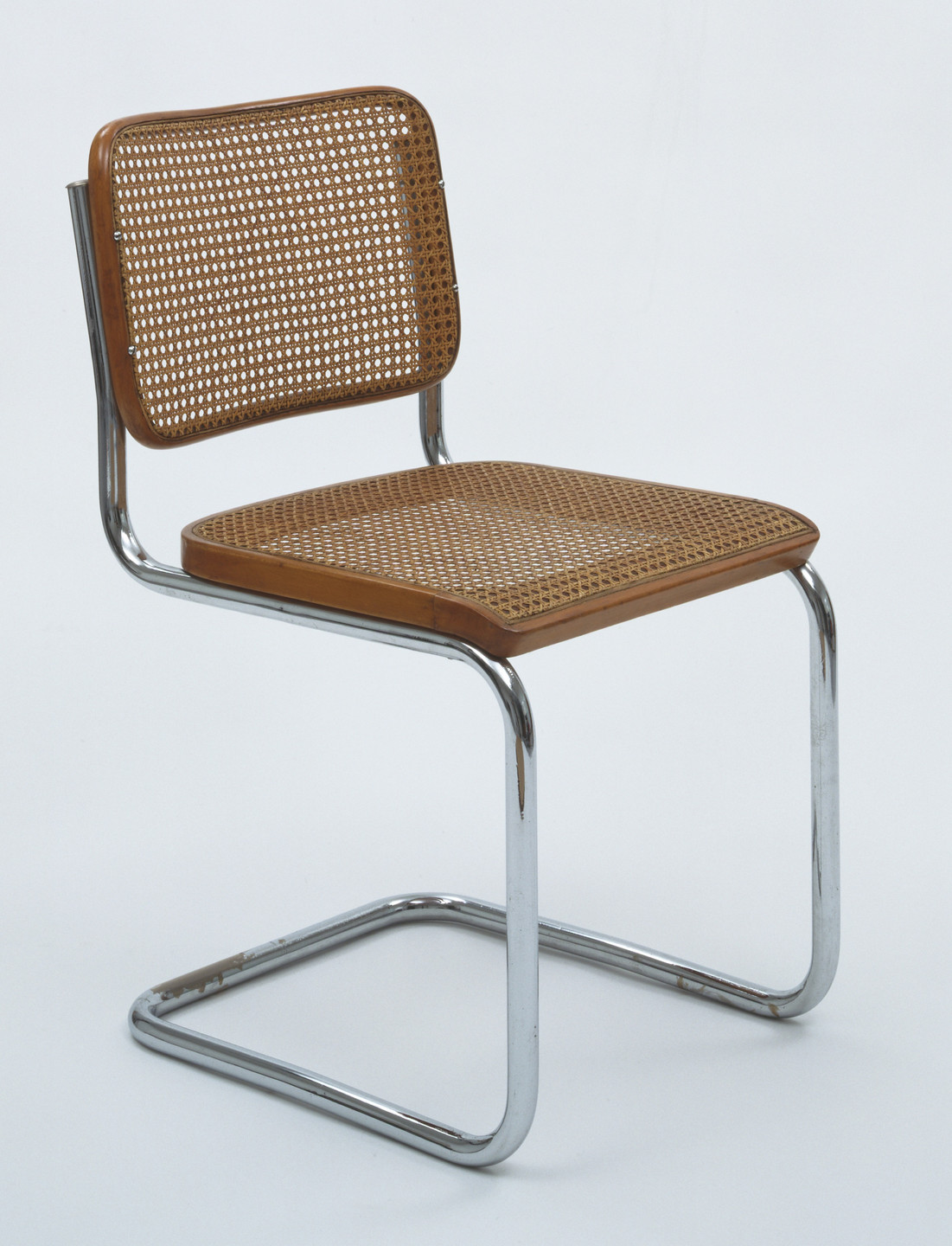 Marcel Breuer. Cesca Side Chair (model B32). 1928