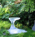 Paula Hayes. Bird Bath. 2009