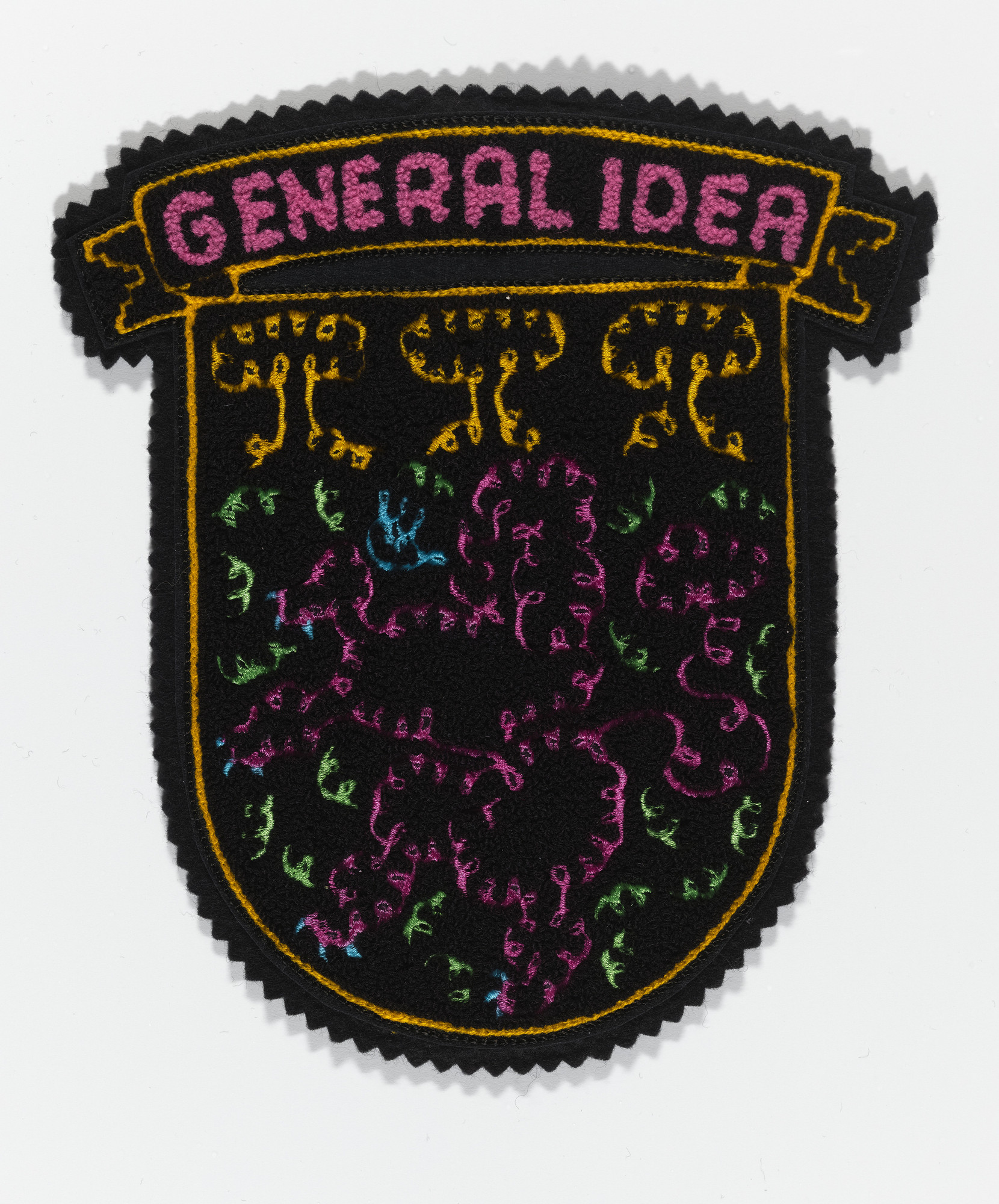 General Idea. When the Fur Flies. 1988