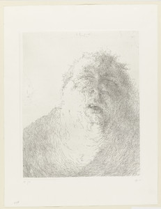 Melancholy Self Portrait