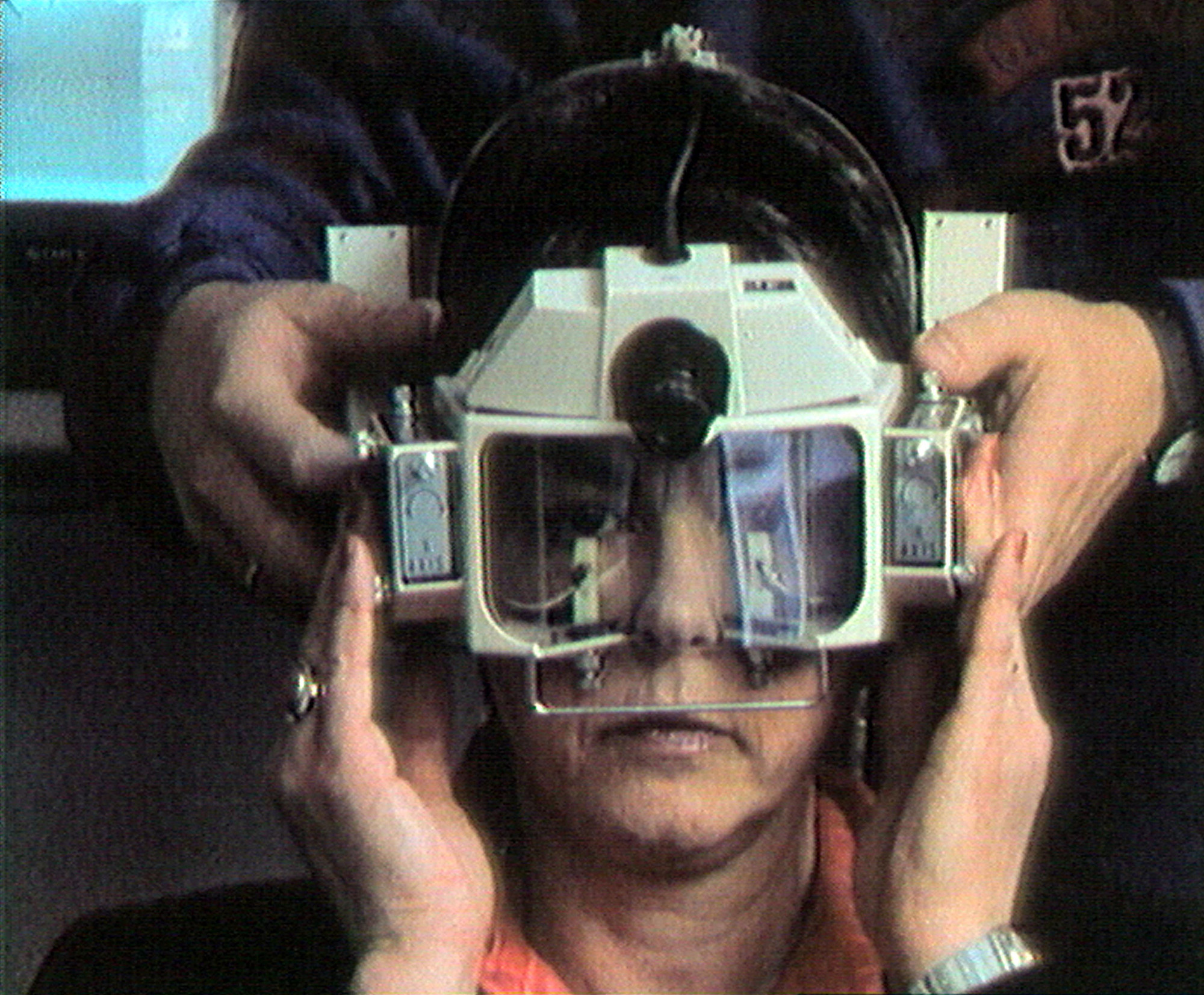Harun Farocki. What's Up?. 1991