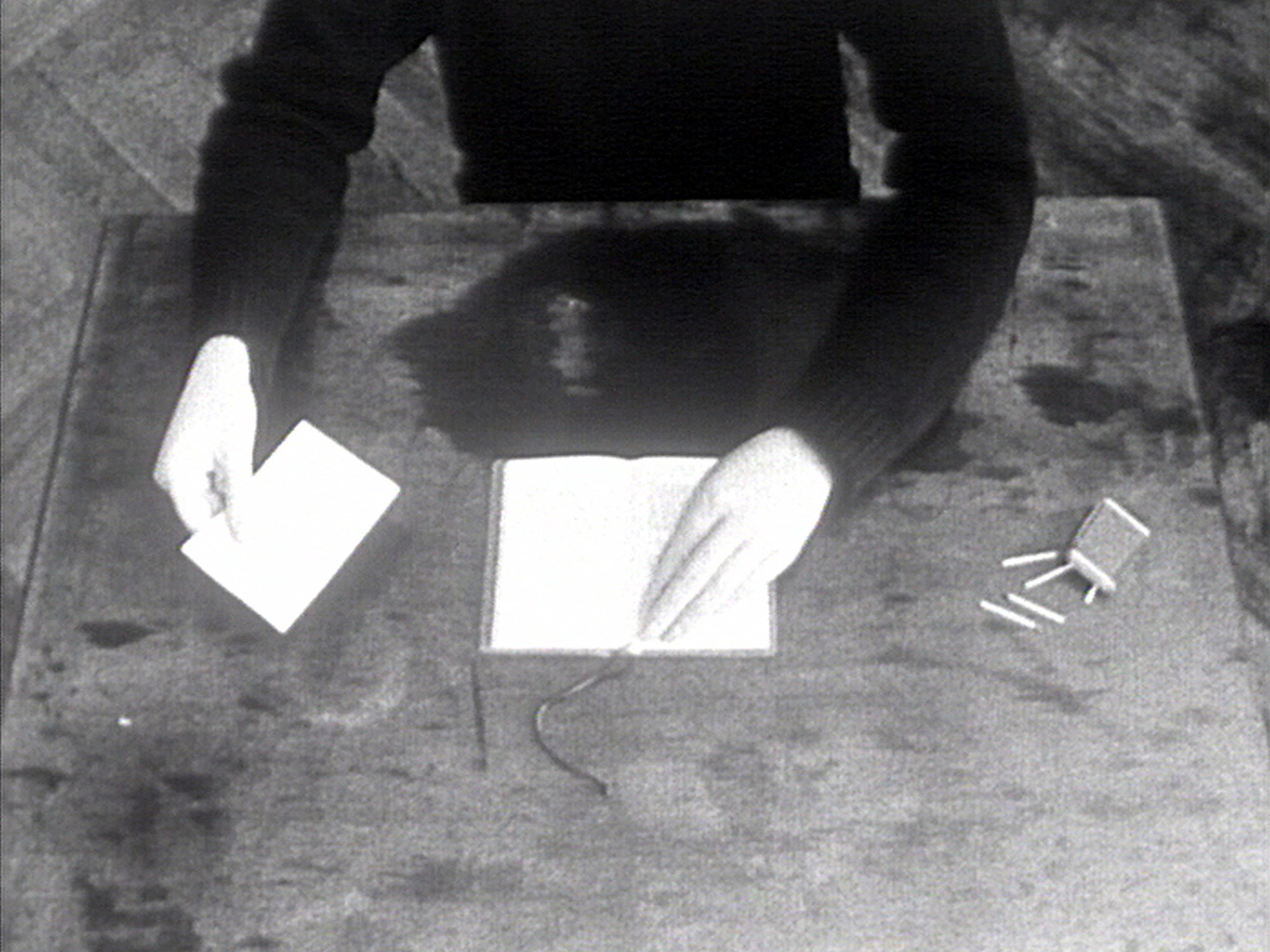 Harun Farocki. The Words of the Chairman. 1967