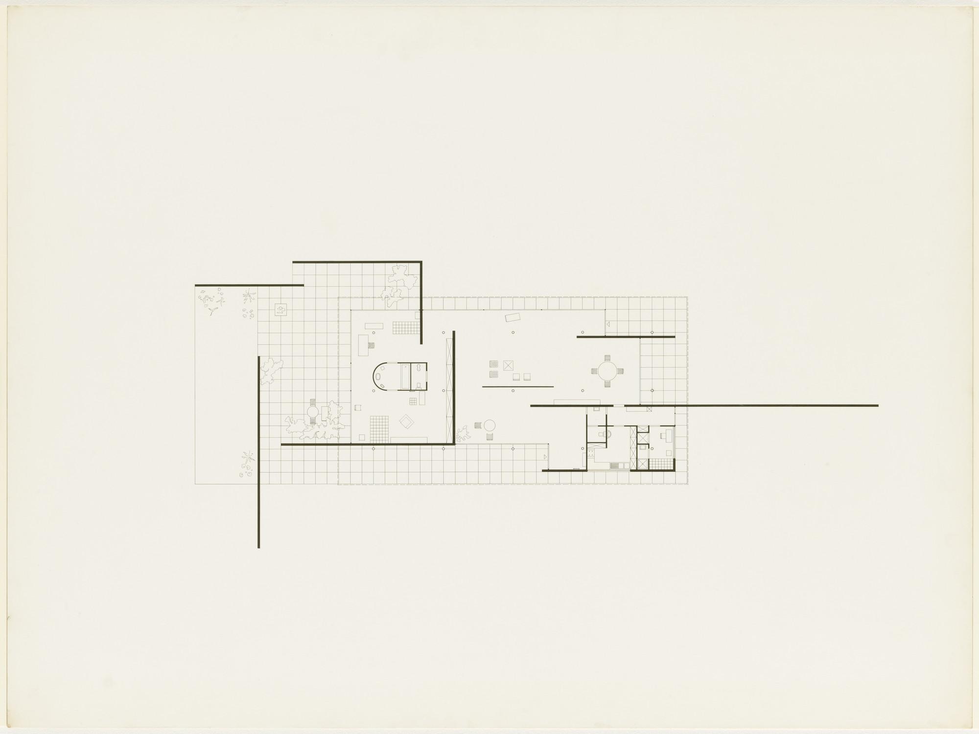 ludwig mies van der rohe exhibition house german building