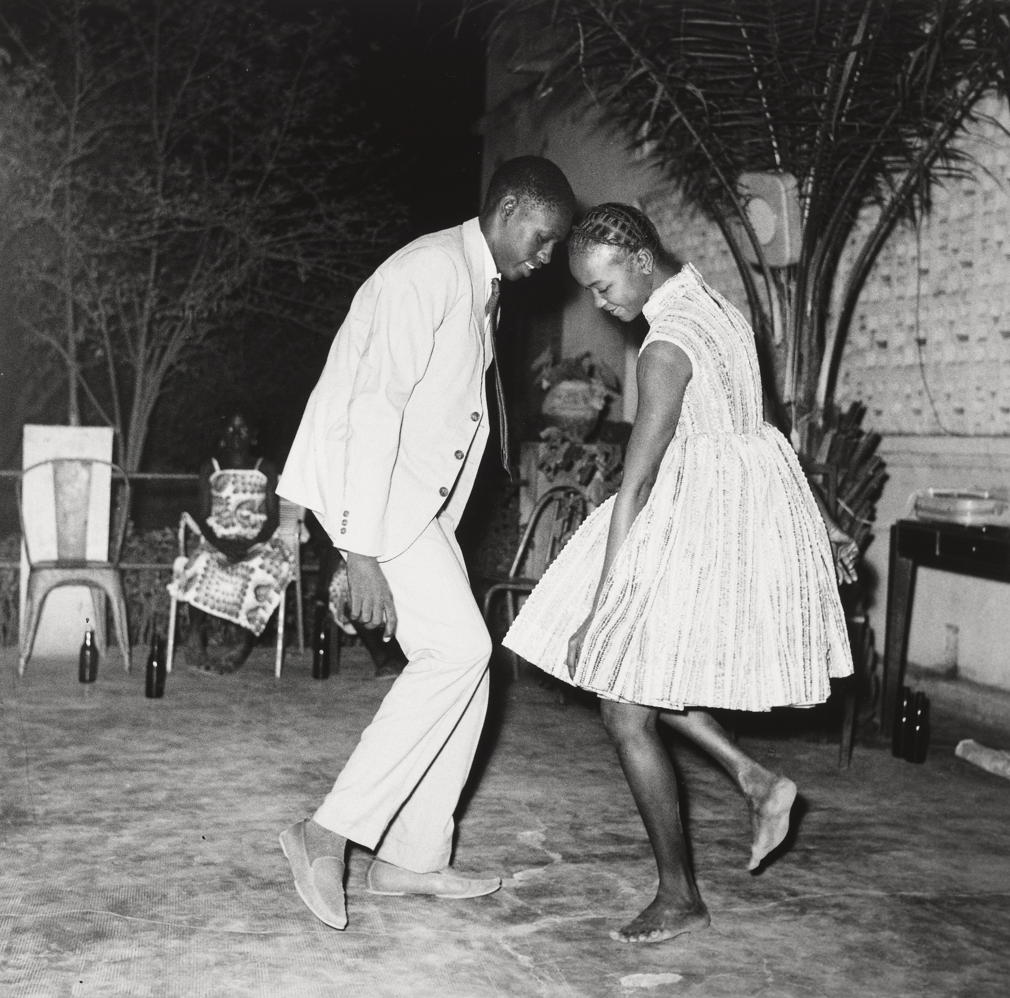 Malick Sidibé. Christmas Eve, Happy Club. 1963