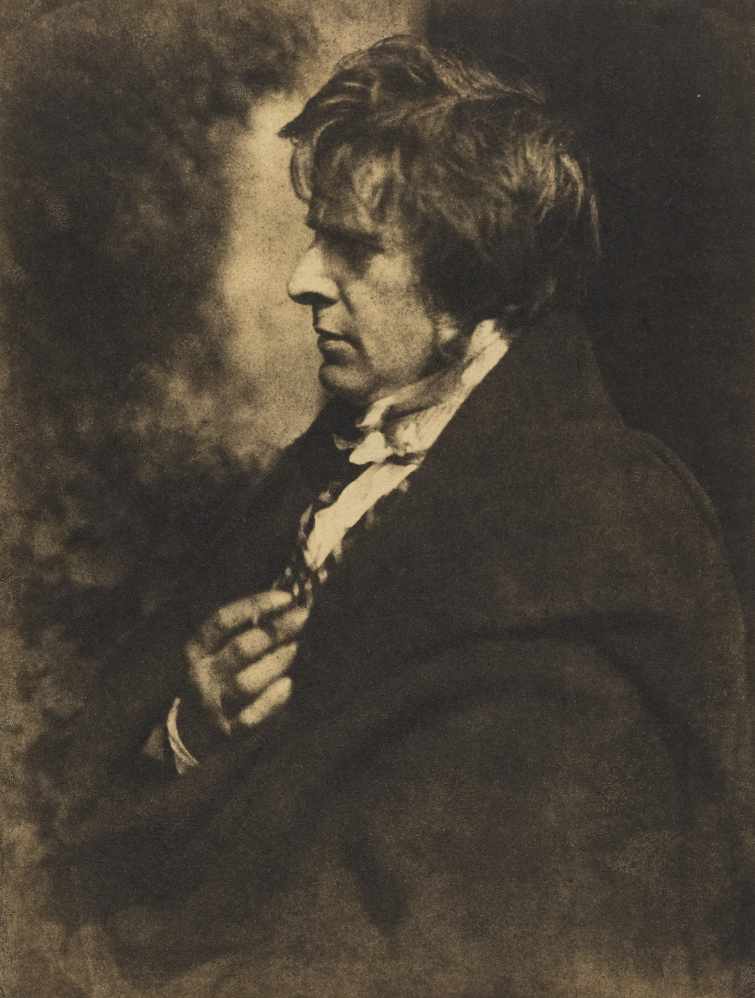 David Octavius Hill. Self-Portrait. 1844