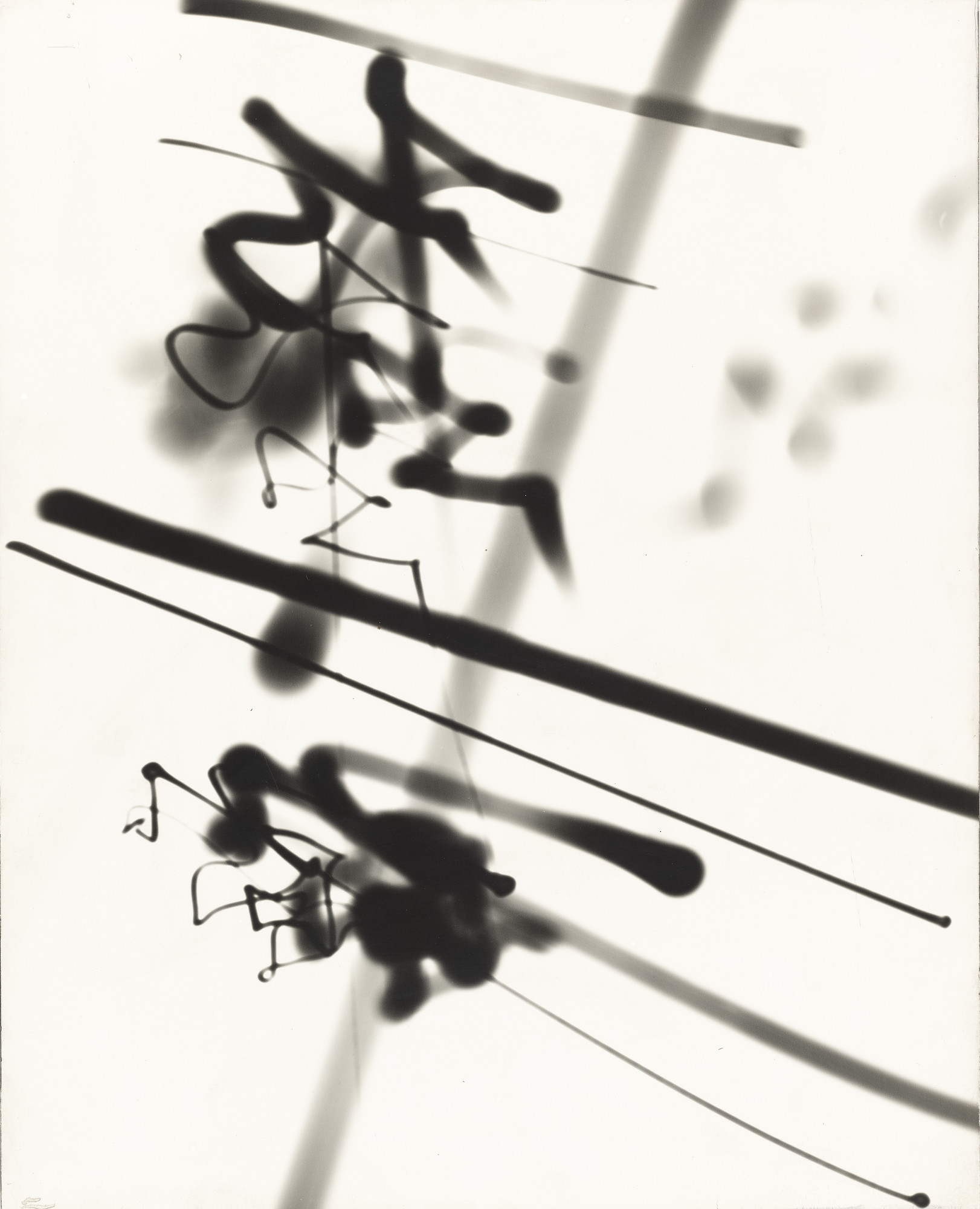 György Kepes. Abstraction. 1951