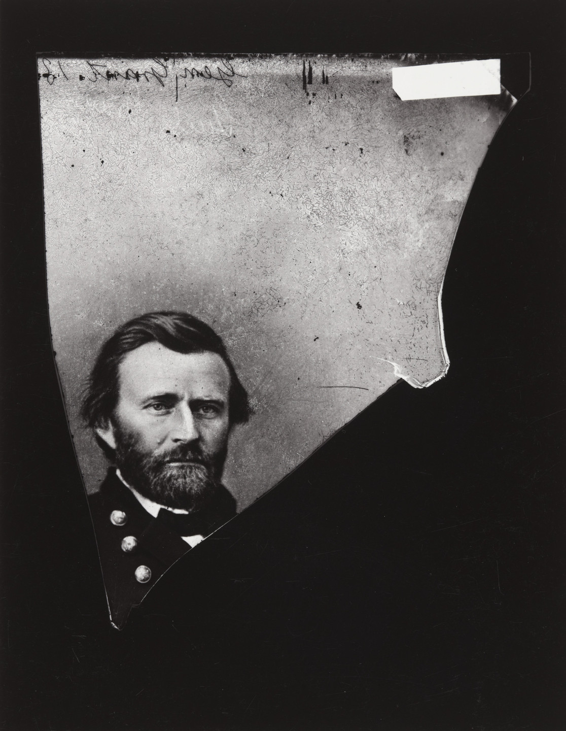 Mathew B. Brady (studio of). General Ulysses S. Grant. 1861-65