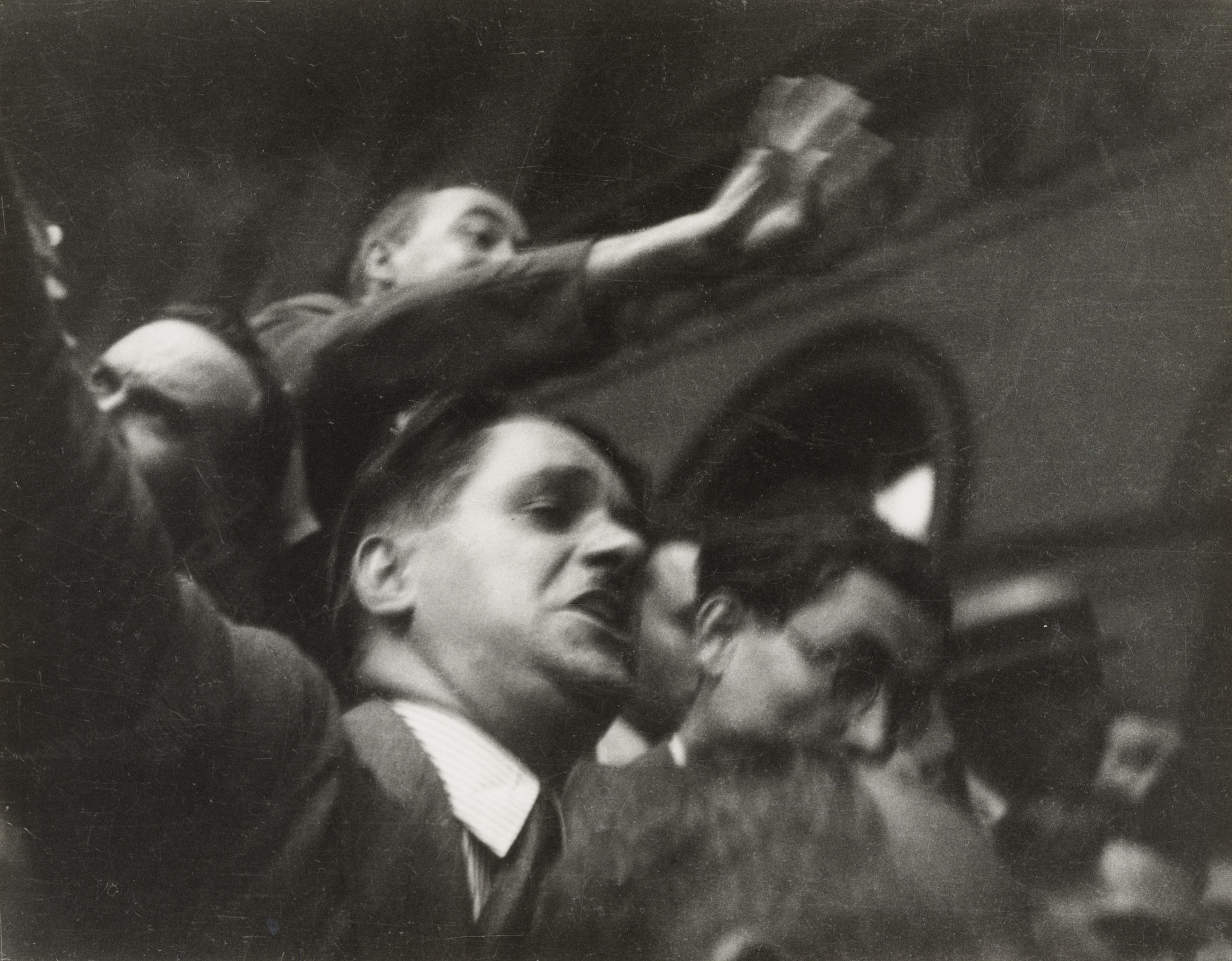Lucien Aigner. Paris Stock Exchange. 1931