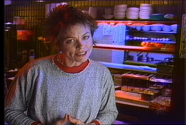 Laurie Anderson. Personal Service Announcement: National Debt. 1990