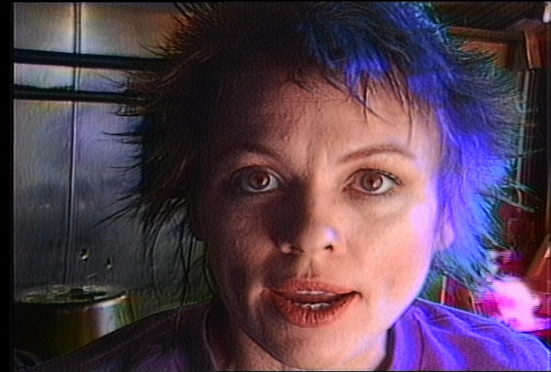 Laurie Anderson. Personal Service Announcement: Military Research. 1990