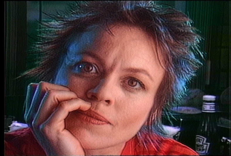 Laurie Anderson. Personal Service Announcement: Jerry Rigging. 1990
