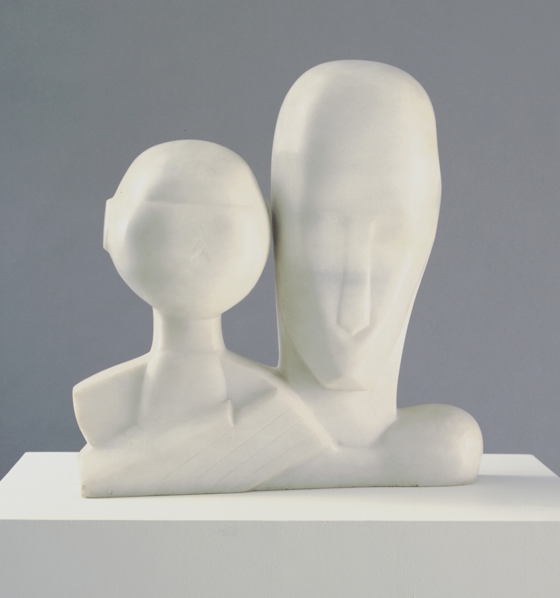Jacob Epstein. Mother and Child. 1913