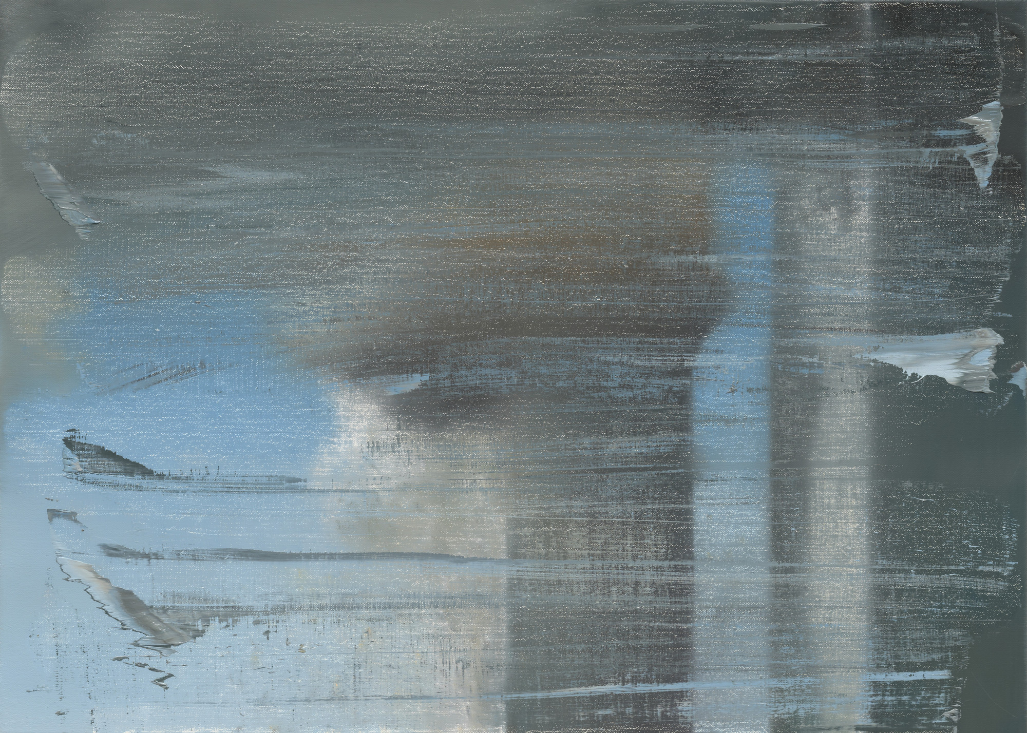 Gerhard Richter. September. 2005