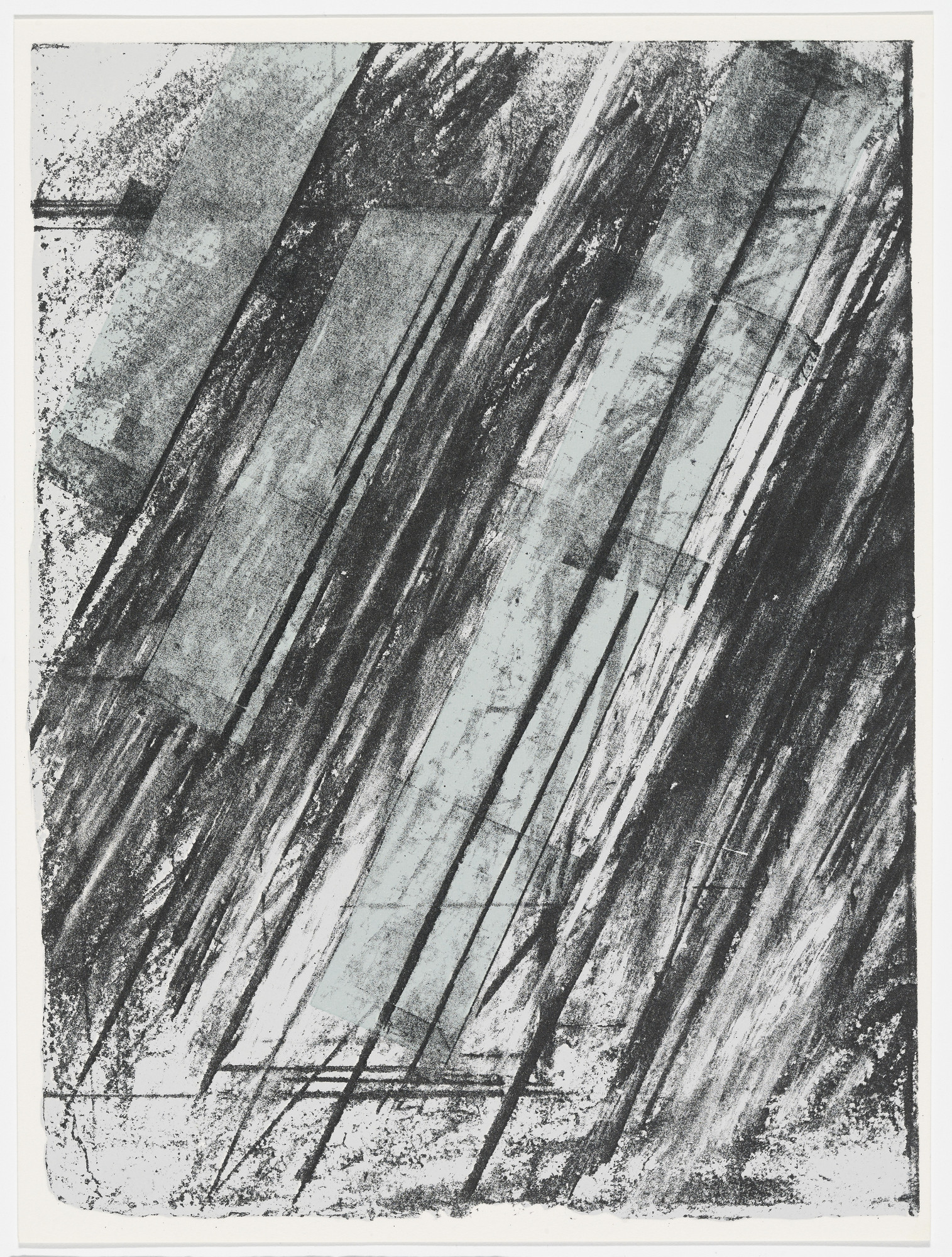 Cy Twombly. Untitled from The New York Collection for Stockholm. 1973
