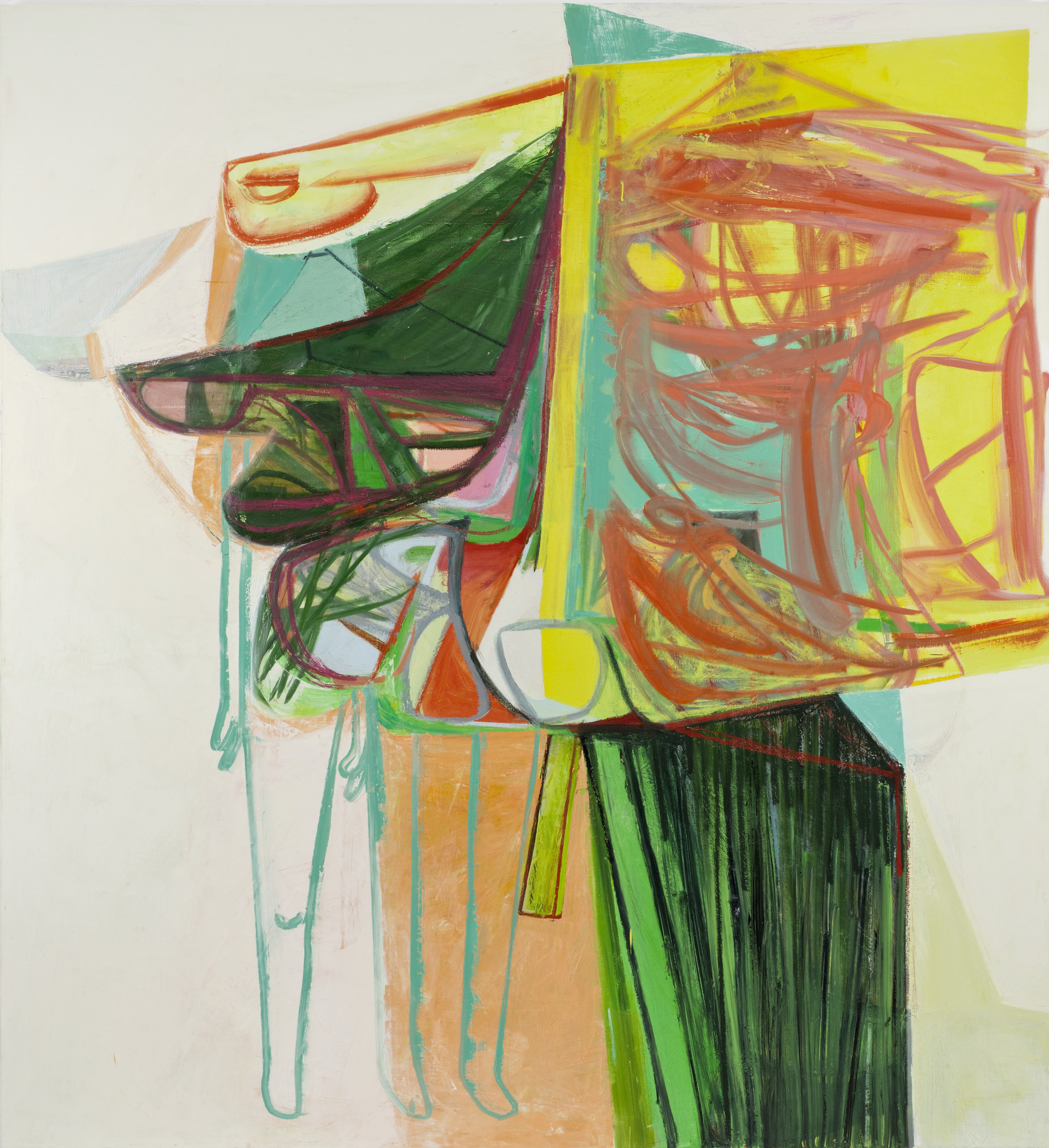 Amy Sillman. Psychology Today. 2006
