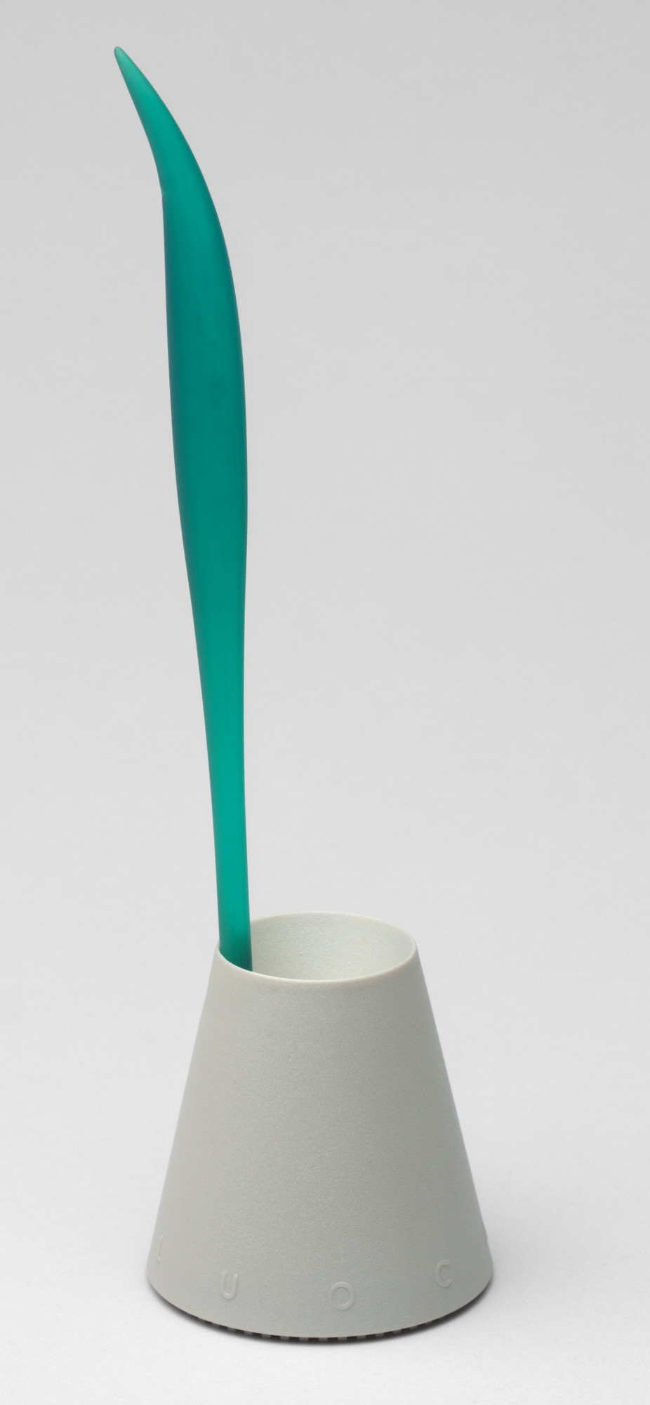 Philippe Starck. Toothbrush and Toothbrush Holder. 1989