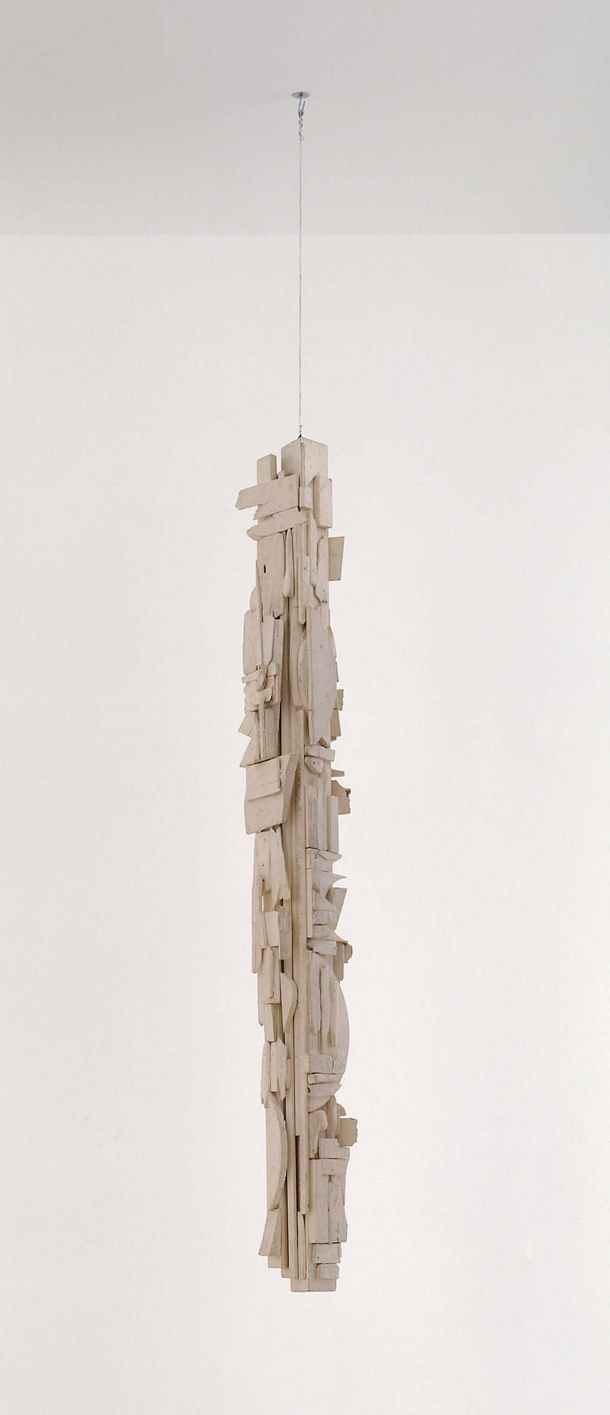 Louise Nevelson. Hanging Column (from Dawn's Wedding Feast). 1959