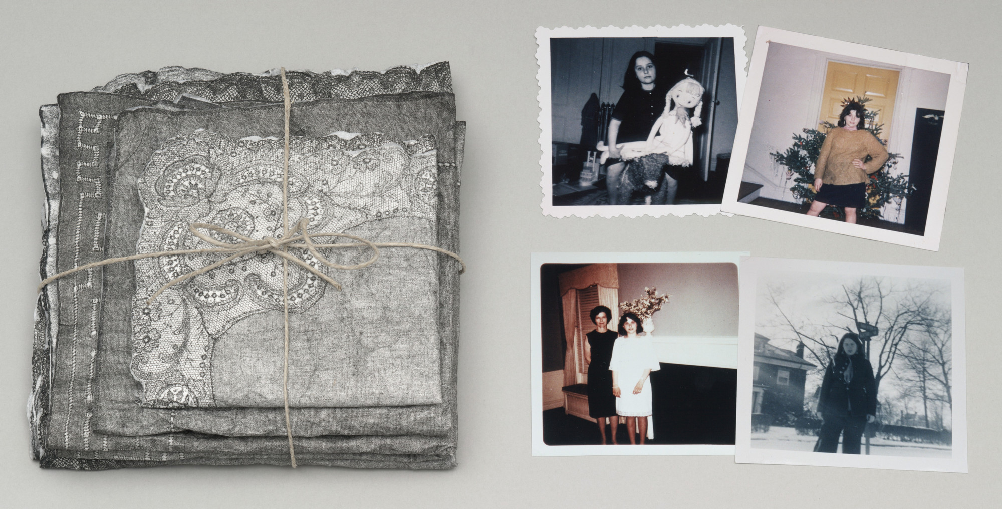 Kiki Smith. What Girls Know About Grids: For Leslie Gore, Mo Tucker, Laura Nyro, and Ma Cass. 2000