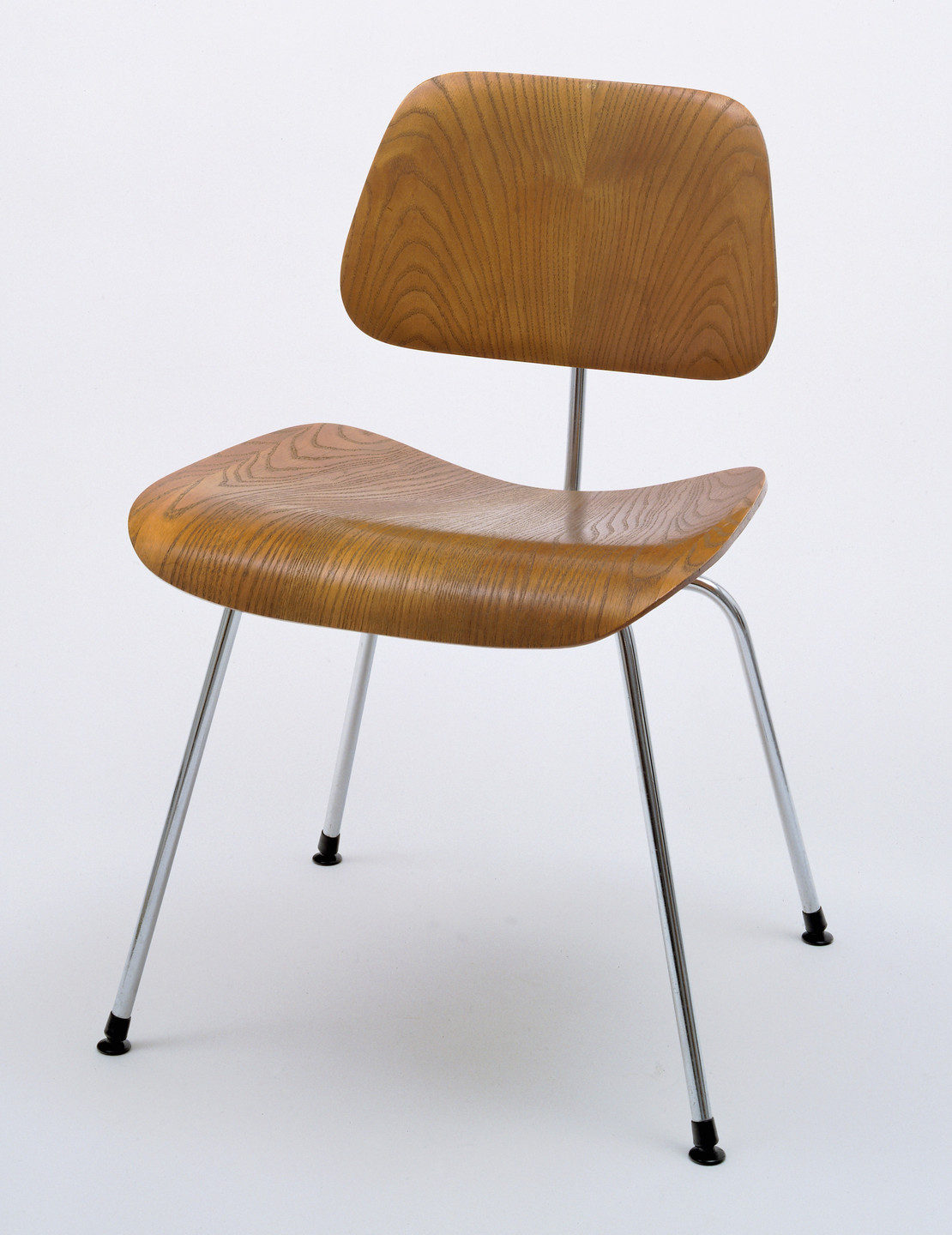 Charles Eames, Ray Eames. Side Chair (model DCM) (Exhibited in the US Pavilion in the 1951 Milan Triennale). 1946