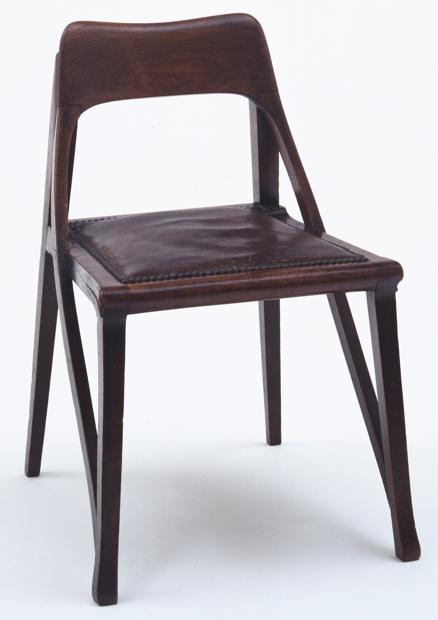 Richard Riemerschmid. Side Chair. c. 1898-99