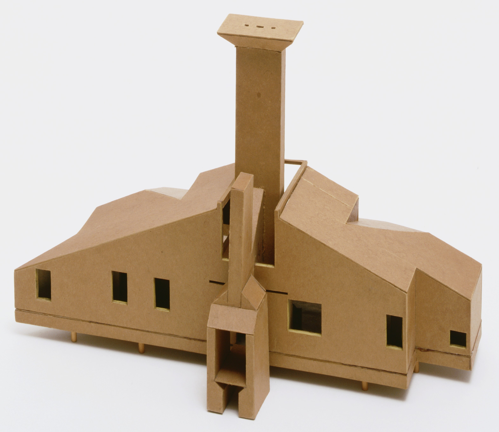 Robert Venturi Beach House Project C 1959 Moma