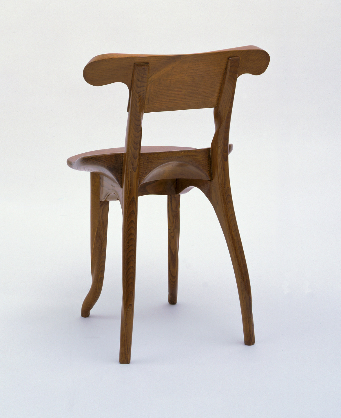 Antoni Gaudí. Side Chair. 1905-07