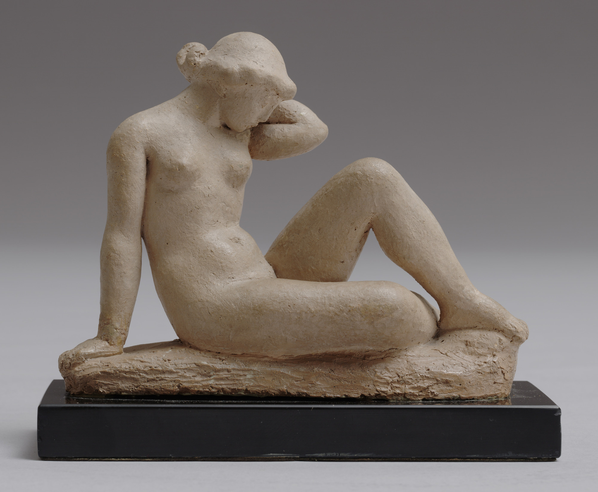 Aristide Maillol. Seated Nude. 1902