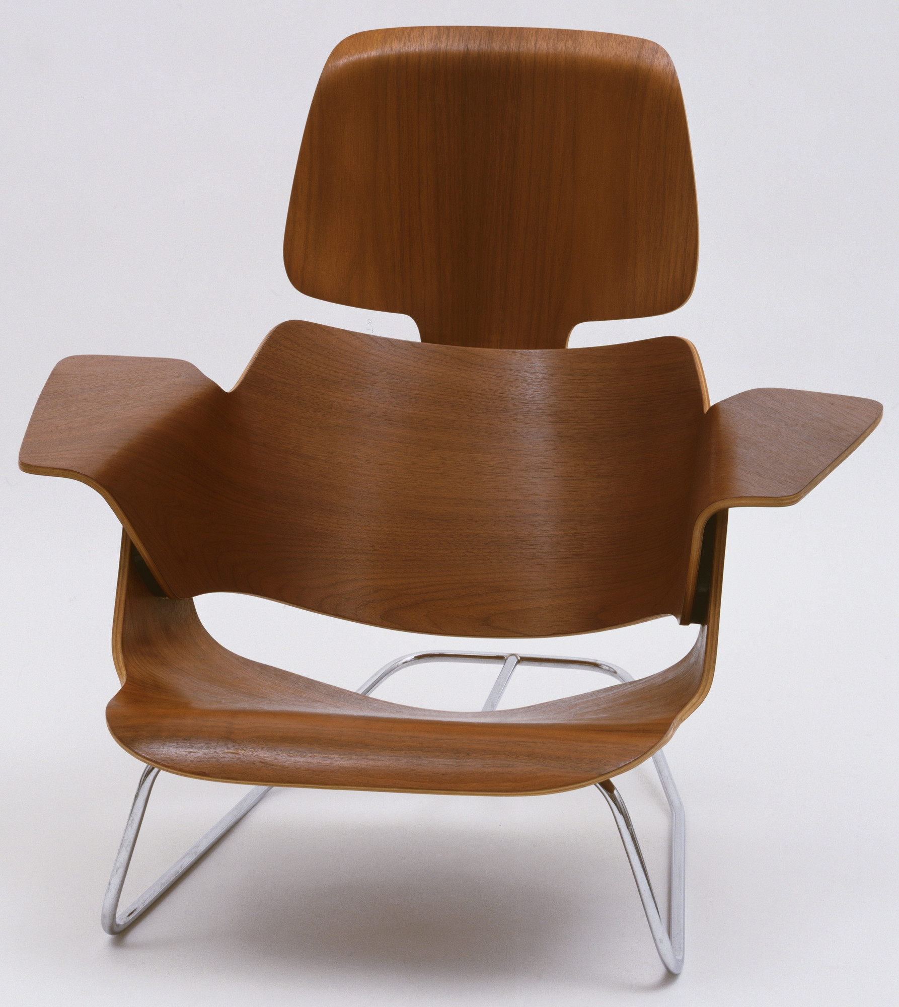 Strange Charles Eames Ray Eames Experimental Lounge Chair C 1944 Uwap Interior Chair Design Uwaporg