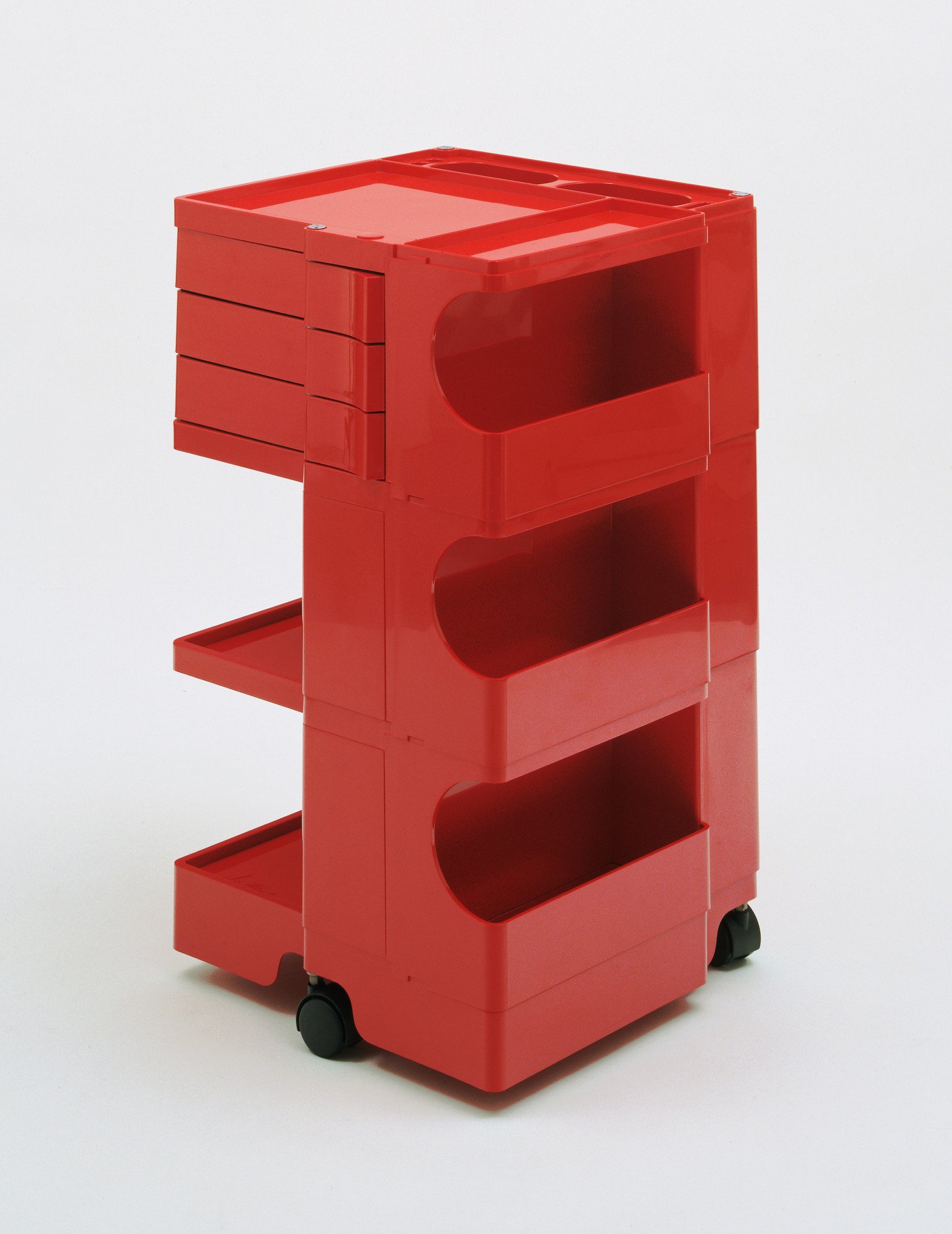 Joe Colombo. Boby 3 Portable Storage System. 1969