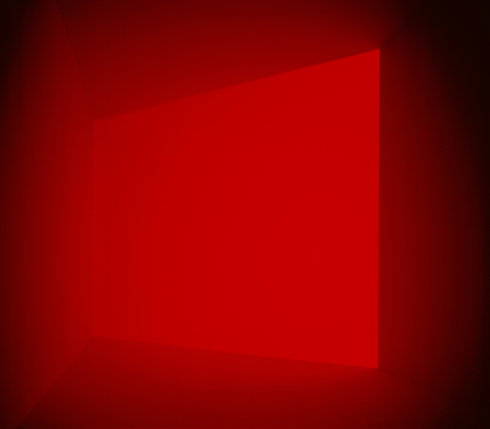 James Turrell. Frontal Passage. 1994