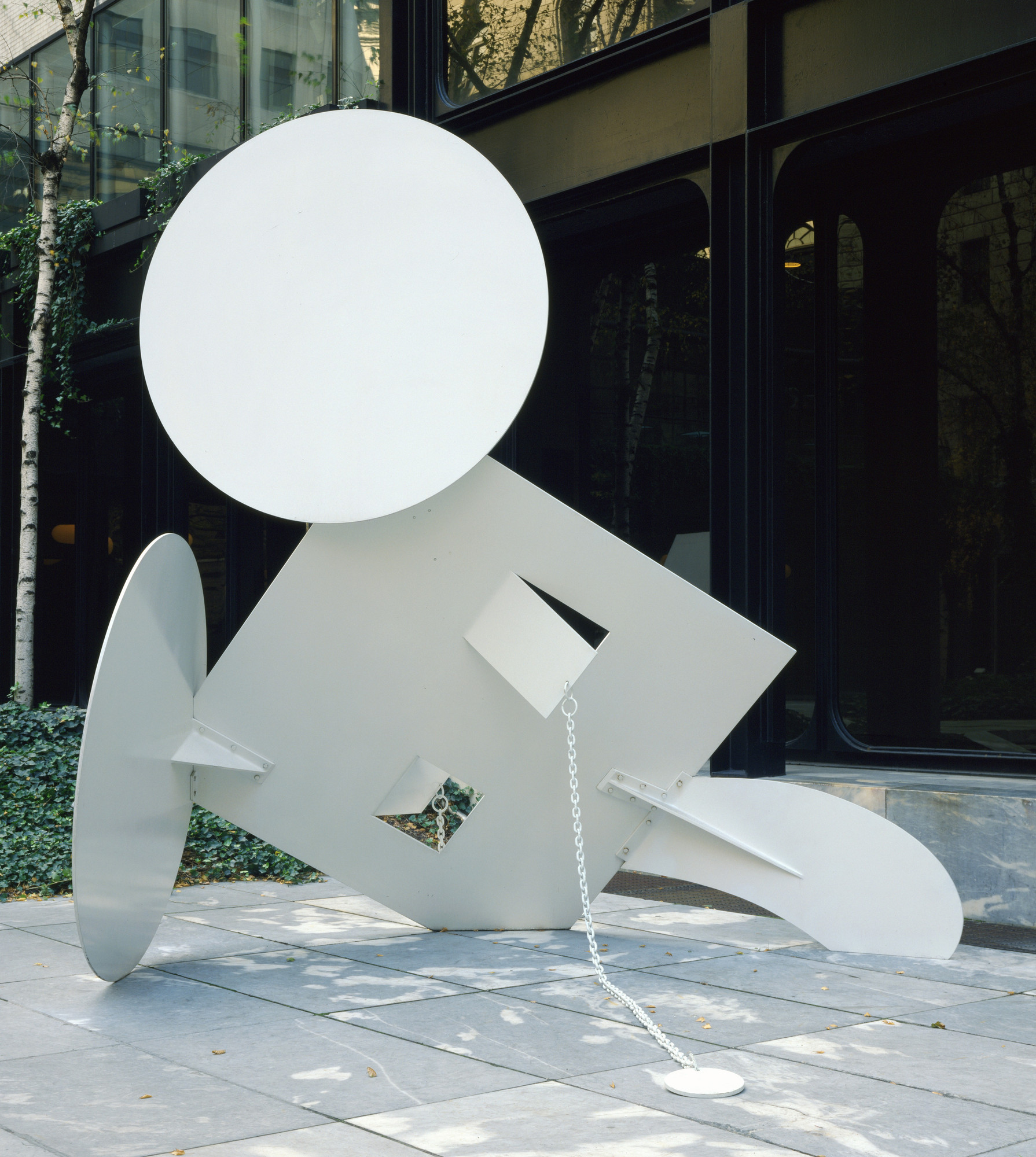 Claes Oldenburg. Geometric Mouse, Scale A. 1975