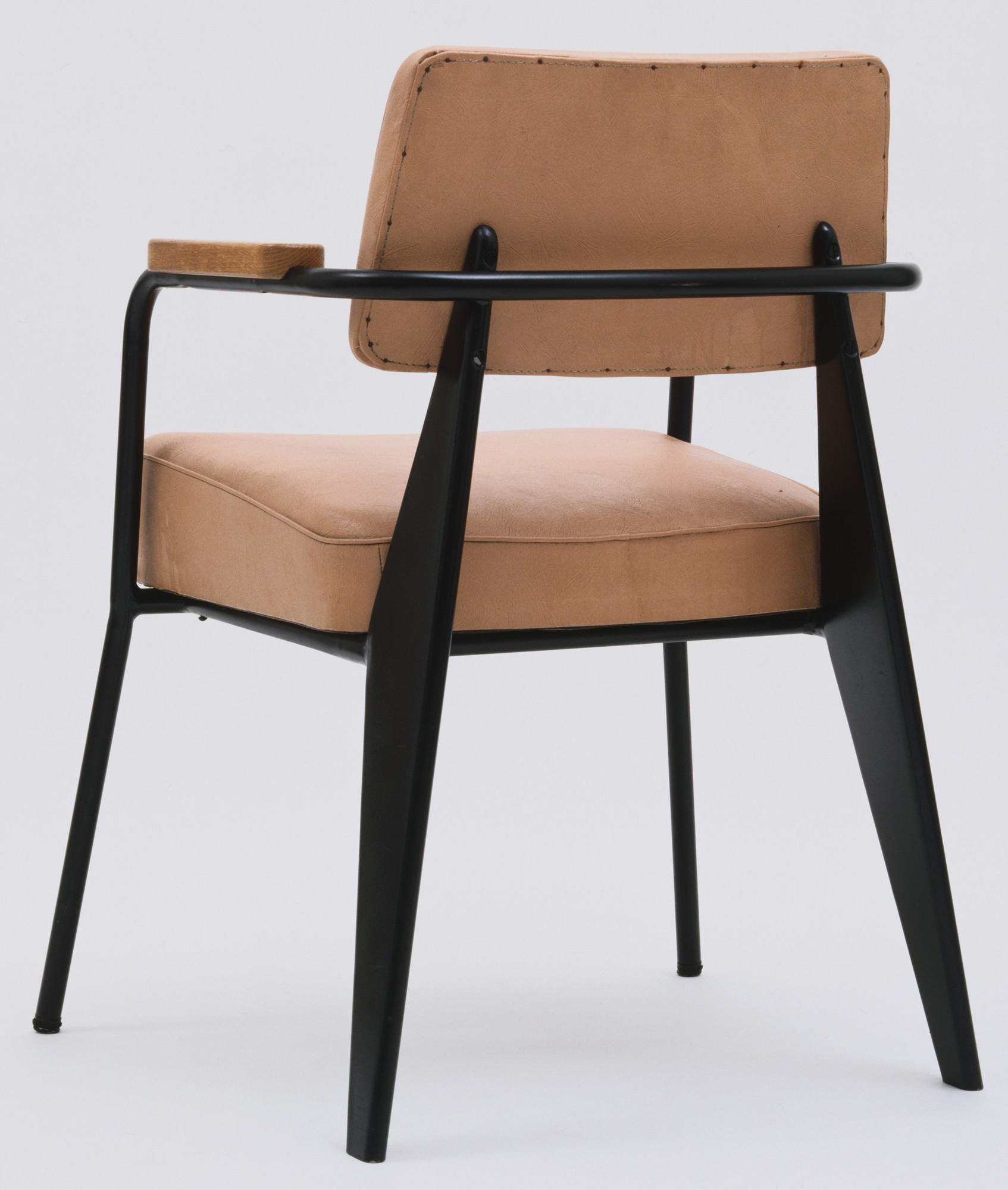 Jean Prouv Direction Office Armchair No 352