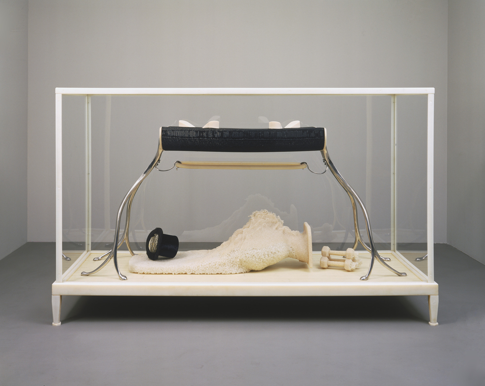 Matthew Barney. The Cabinet of Baby Fay La Foe. 2000