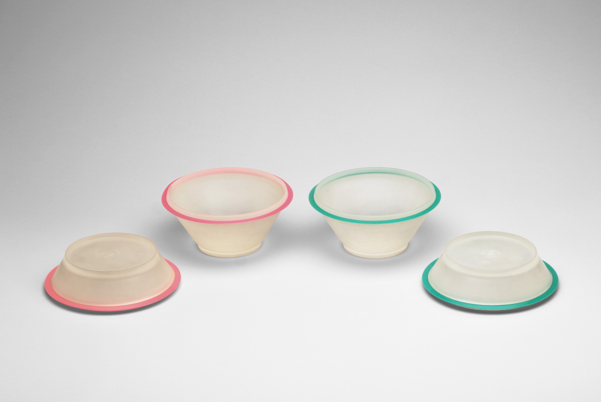 Gino Colombini. Covered Bowls (model KS 1032). 1957