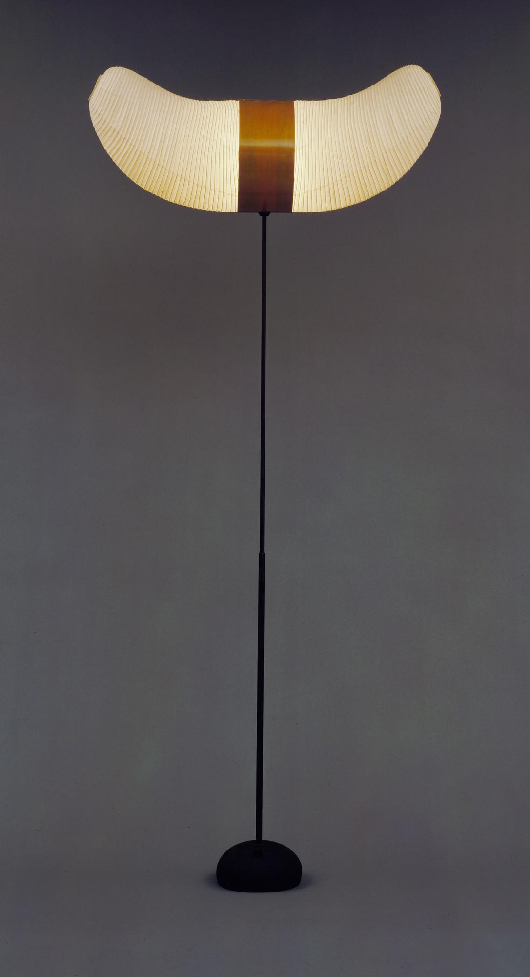 Isamu Noguchi Akari Floor Lamp Model 33s C 1951 Moma