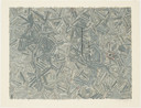 Jasper Johns. The Dutch Wives. 1977