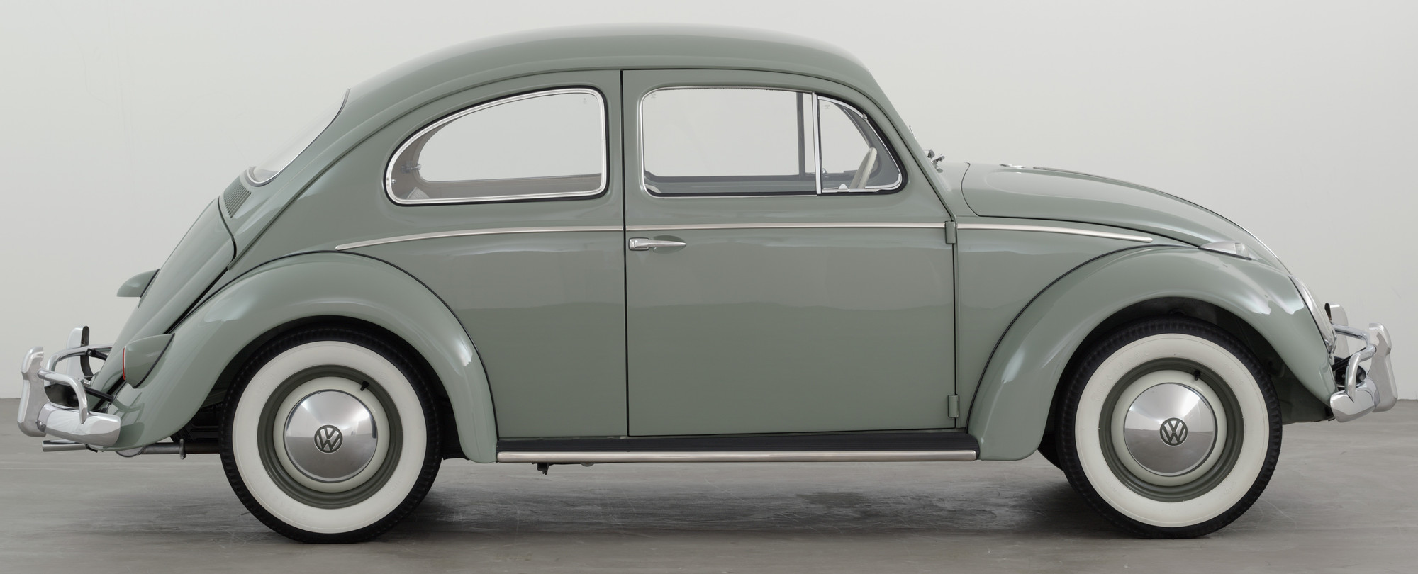 Ferdinand Porsche, Volkswagenwerk, Germany. Volkswagen Type 1 Sedan. designed 1938  (this example1959)