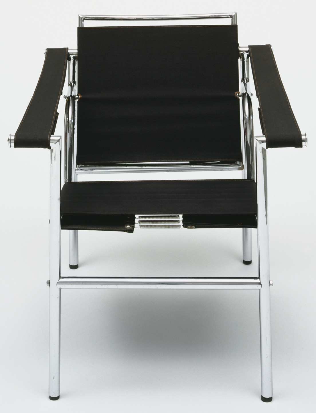 Le Corbusier (Charles-Édouard Jeanneret), Pierre Jeanneret, Charlotte Perriand. Armchair with a Tilting Back (Siège à Dossier Basculant). 1928