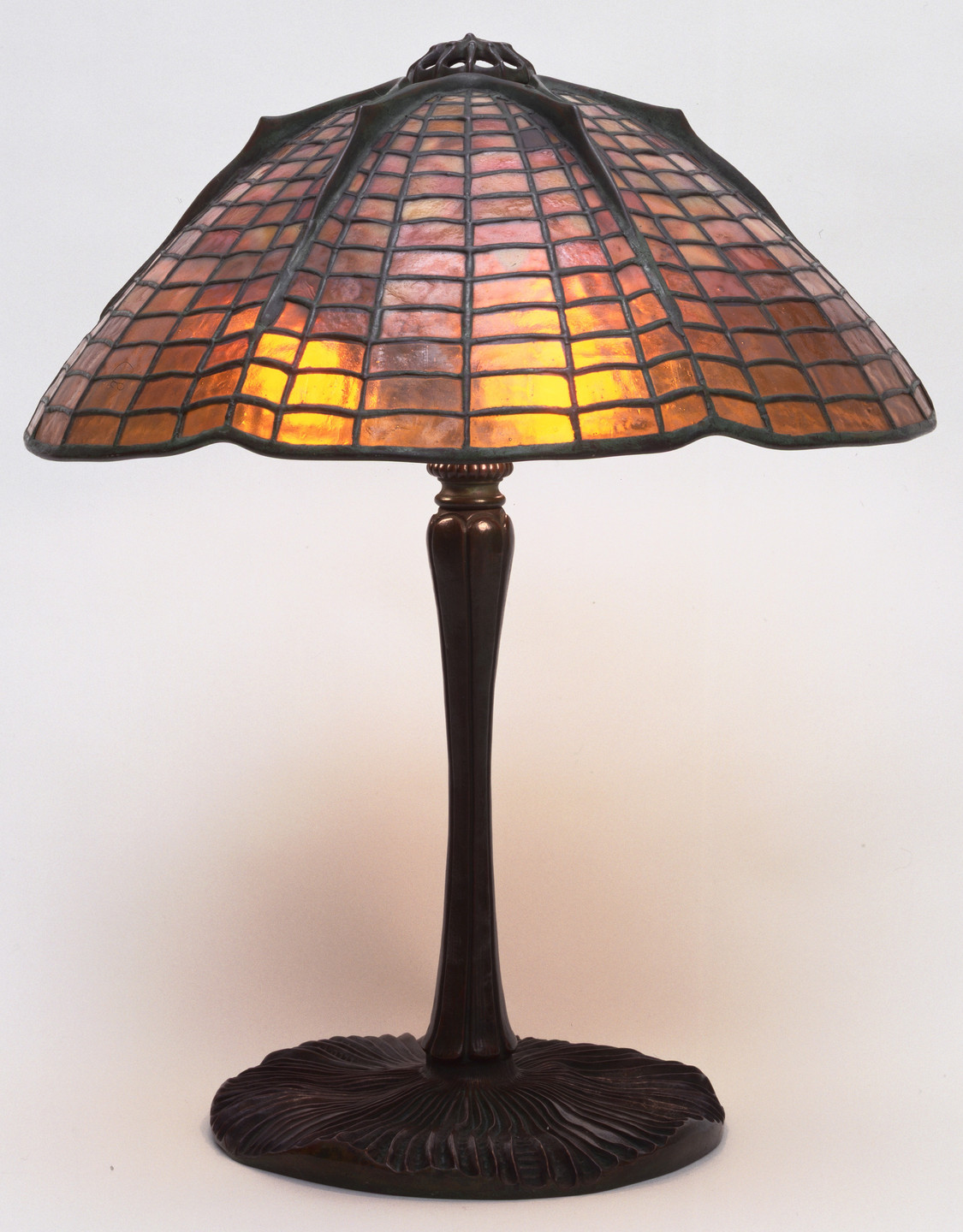 Louis Comfort Tiffany. Table Lamp. c. 1900