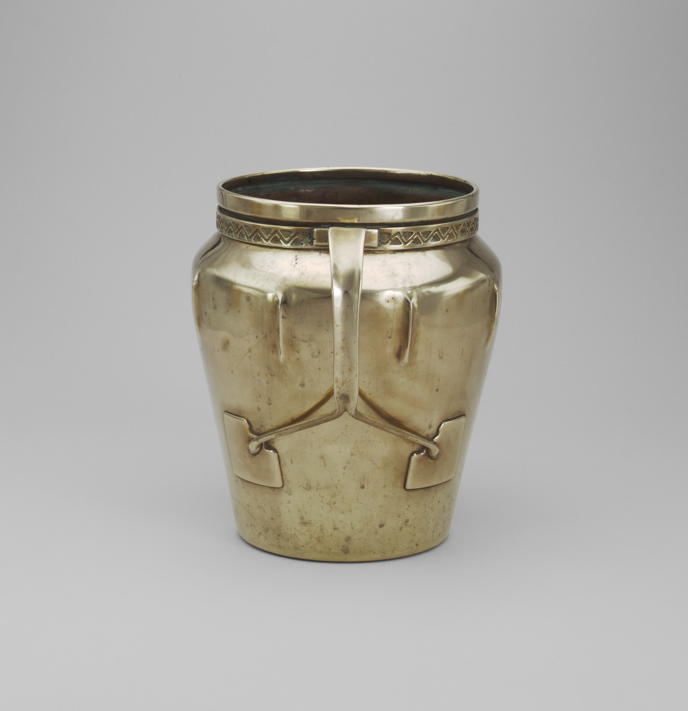 Richard Riemerschmid. Wine Bucket. c. 1902