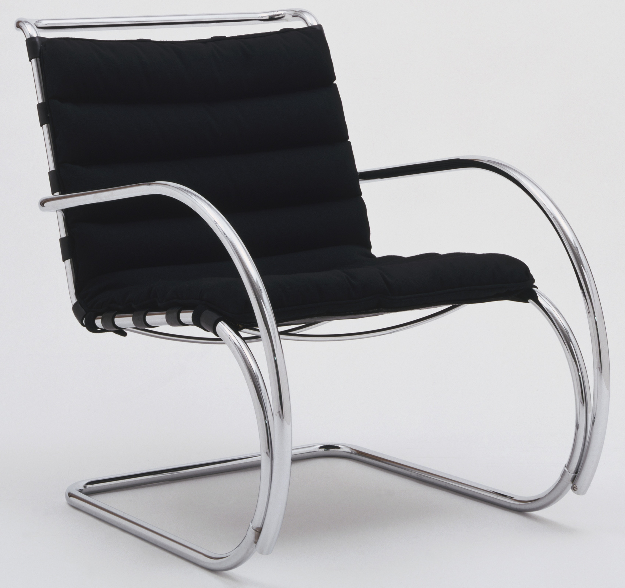 Awesome Ludwig Mies Van Der Rohe Mr Lounge Chair Model 44 Squirreltailoven Fun Painted Chair Ideas Images Squirreltailovenorg