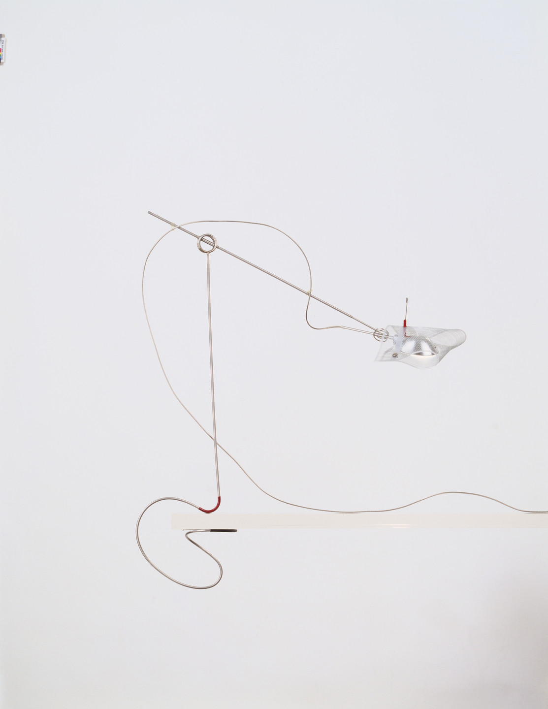 Ingo Maurer. Los Minimalos Dos Table Lamp. 1994